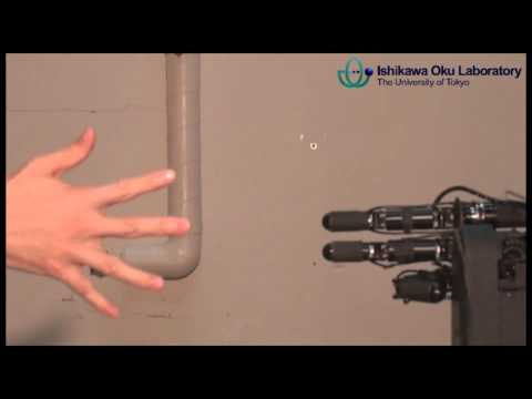 Janken (Rock Paper Scissors) Robot