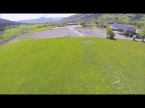 ApfelTechnik01 - DJI Phantom Summer Fly Music: Garden David guillaume.