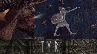 Video God of War - The Story of Tyr the Norse God of War MP3, 3GP, MP4, WEBM, AVI, FLV September 2019