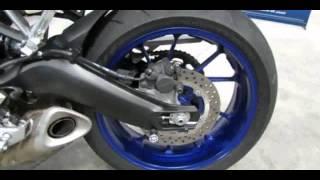 5. 2014 Yamaha FZ-09 Walkaround