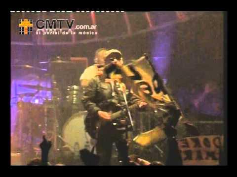 Las Pelotas video Tormenta en Júpiter - Luna Park 2 Mar. 2013