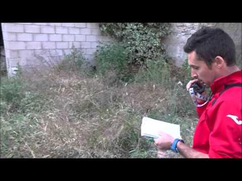 CAMPEONATO COMUNITAT VALENCIANA DE CASTALLA VIDEO DE LA 4 PRUEBA