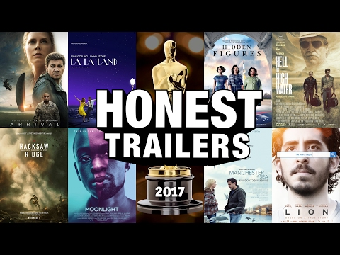 An Honest Trailer for the 2017 Best Picture Oscar
