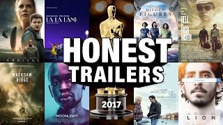 Video Honest Trailers - The Oscars (2017) MP3, 3GP, MP4, WEBM, AVI, FLV Desember 2018