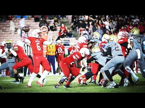 2016 Turkey Tussle - John Muir Vs. Pasadena High School