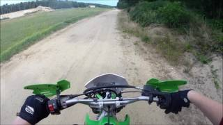 5. Kawasaki KLX 140G Top Speed V1