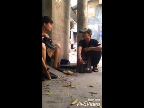 Thanh niên đánh giầy bá đạo nhất hành tinh