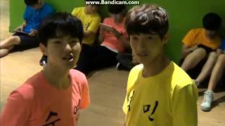 Download Lagu [130709] SEVENTEEN TV - SoonSeok English + Hansol & Chan Mp3