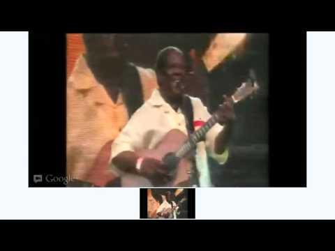Vusi Mahlasela live at Oppikoppi