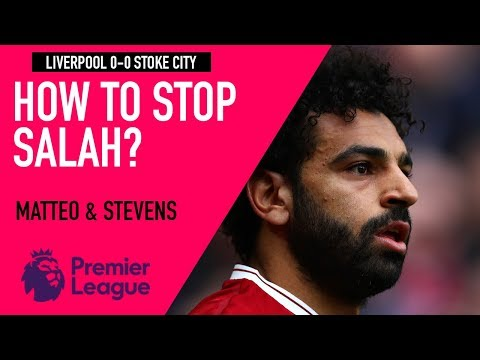 How To Stop Salah | Liverpool 0-0 Stoke | Astro SuperSport