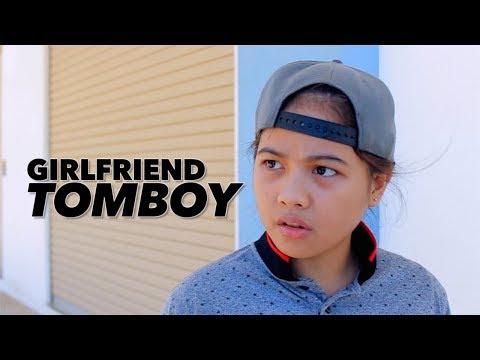 Girlfriend Aku Tomboy