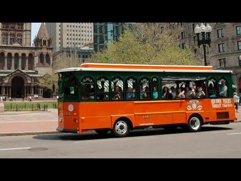 Boston Hop on Hop off Tours