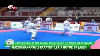 Türkiye Kulüpler Arası Takım Karate Şampiyonası'nı 4 Kupa İle Tamamladık - Tek Rumeli Tv