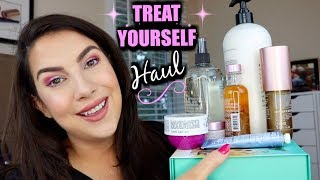 LOTIONS & POTIONS SELF-CARE HAUL | Bath, Body, Skincare by Beauty Broadcast