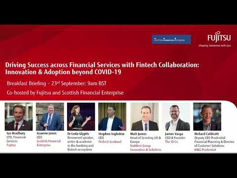 Watch 'Driving Success across Financial Services with Fintech Collaboration'