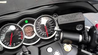 6. 2012 hayabusa. Suzuki drive mode setting