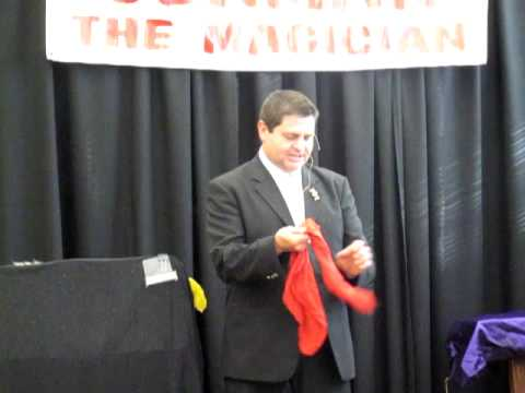 Germar The Magician amazing  Comedy children  Magic show