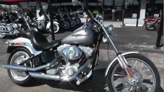 3. Used 2007 Harley-Davidson Softail Standard FXST Motorcycle For Sale