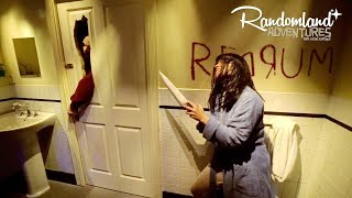 HORROR NIGHTS! Hollywood Halloween at Universal Studios ! Mazes, Monsters, and Murder!? 2017