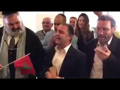 يهود المغرب لم ينسو أصلهم المغربي Les juifs marocains resterons toujours marocains a vie