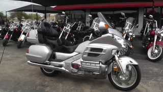 5. 402276 - 2005 Honda Goldwing GL1800 - Used Motorcycle For Sale
