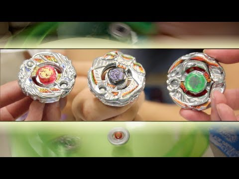 bbg - ACTION packed intense slow motion with these three synchrome setups from bbg-24 Beyblade Ultimate Synchrome DX Set Attack & Balance Type. BBG- 24 Unboxing He...