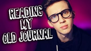 READING MY JOURNAL