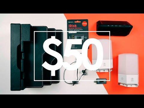 BEST TECH UNDER $50 - November 2016