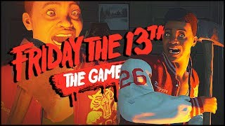 It's back to camp in Friday the 13th! This time I'm playing as a camp counselor, the hunter becomes the hunted.⬇️ Check the description for important links ⬇️ 🐦 Follow me on Twitterhttps://twitter.com/bestatnothing📺 Follow me on Twitch http://www.twitch.tv/bestatnothing🎮 Game http://store.steampowered.com/app/438740/Friday_the_13th_The_Game/As always, thanks for watching! http://www.bestatnothing.comOutro: Proleter - Throw it Back (Instrumental) http://proleter.bandcamp.com/Don't forget to drop a like if you enjoyed the video! 👍
