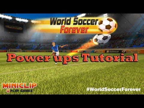 World Soccer Forever Powerups… Thumbnail