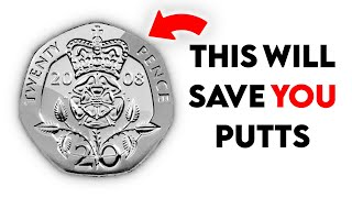 Video THE COIN PUTTING DRILL - Improve Your Scores! MP3, 3GP, MP4, WEBM, AVI, FLV Agustus 2018