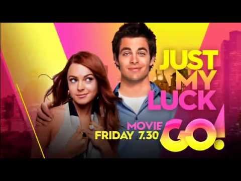 GO! Just My Luck Movie Promo
