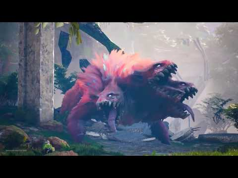 11 Minutes Of BioMutant Gameplay - Gamescom 2017