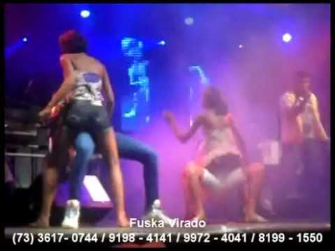 Fuska Virado - Dança do Enfica ao vivo Canhotinho