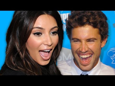Kim Kardashian Finds Brody Jenner Naked in Bed