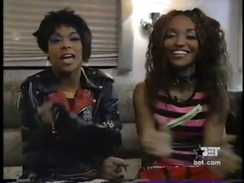 Access Granted  Watch TLC Record Their  Girl Talk  Music Video 2002
