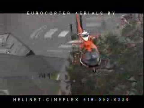 cineflex - Air to Air shots from Helinet Helicopters with Cineflex V-14 HD Camera Systems, showing multiple models of American Eurocopter Aircraft performing their vari...