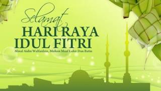 Gema Takbiran Ust Jefri Al Buchori 2016 HD Video