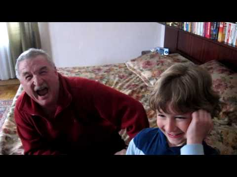 Boy's Surprise Visit to See Grandpa Is Pure Display of Love