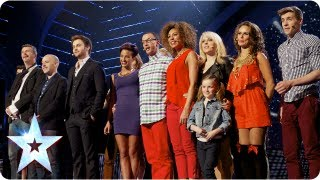 Chasing the Dream perform a song from their musical | Semi-Final 4 | Britain's Got Talent 2013