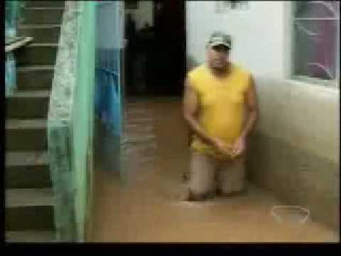 ES TV I - Chuva em Bom Jesus do Norte - 22/12/08