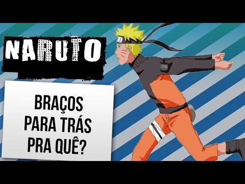 Nerd - Após quedas e mais quedas nós do Ei Nerd descobrimos o porque dos ninjas em Naruto correrem com os braços para trás. Se inscreva no nosso canal: http://goo.gl/J8l7PJ Um video do site...