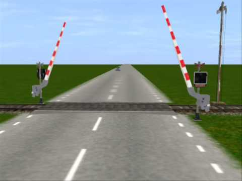 Czech Level Crossing