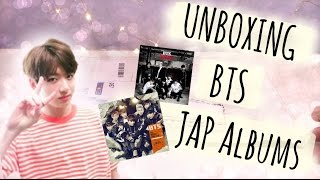 (✿^-^) !!! READ ME !!!!(^-^✿)No More Dream and Danger japanese albums of BTS, both are regular version (Only CD). Unfortunately, I only collecte regular version albums (jap ver.) because otherwise I will go *Bankrupt* , the special editions are so expensive and hard to get. Seller : Bel GshI'll wait a little bit more before showing you guys my collection, it's quite small but I'm happy with it ^^  If you enjoyed it please LIKE and SHARE!!!!✲゚。.(✿╹◡╹)ノ☆.。₀:*゚✲゚*:₀。Follow Me! ▲Instagram : Oomseoul4English / Français / ไทย✲゚。.(✿╹◡╹)ノ☆.。₀:*゚✲゚*:₀。Music Not Mine▲Song : Leessang - Happiness (Inst.)✲゚。.(✿╹◡╹)ノ☆.。₀:*゚✲゚*:₀。Camera : Canon VIXIA HF R600Editting Programs: iMovie & PicMonkey