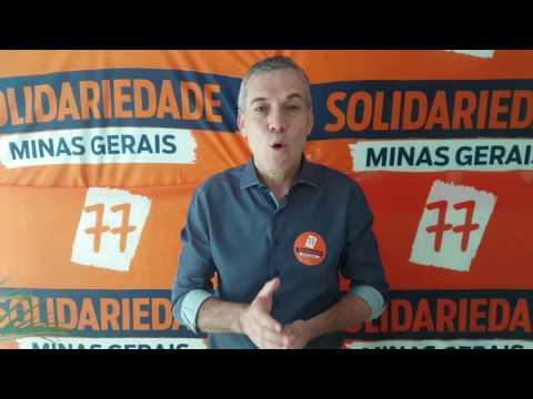 Couto de Magalhães de Minas - Apoio do Deputado Federal Zé Silva - Camila de Valéria