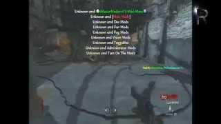 This is a USB mod menu, so that means no jtag/rghYou will not get banned since cod waw is kind of old.Download:Mod menu: http://www.mediafire.com/download/xbdue0369956qr0/MasterModz+V11.5.rarModio: http://www.game-tuts.com/modio/Need help?:-If this does not work tell me in the description, I will try to help you     out.-You can also add me on Xbox my gamer tag is AlexRaidsRemember:Click on the like button if you enjoyed this videoJoin the Revolution my clicking on that Subscribe buttonAnd peace