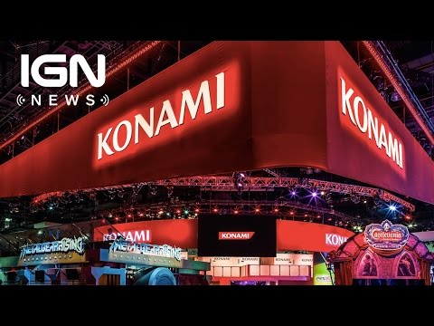 Konami Issues Apology, Explains 'Mobile First' Future - IGN News