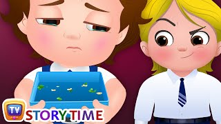 Video ChuChu's Lunch Box - Good Habits Bedtime Stories & Moral Stories for Kids - ChuChu TV MP3, 3GP, MP4, WEBM, AVI, FLV September 2019