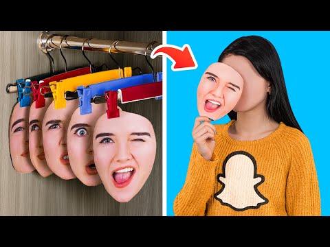Jika Media Sosial Adalah Manusia / 13 Situasi Lucu Yang Bisa Kita Alami