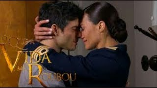 Tema Demétrio e Mônica amores de cristal, confira os melhores momentos do casal na novela O Que a Vida Me Roubou no SBT 2017.